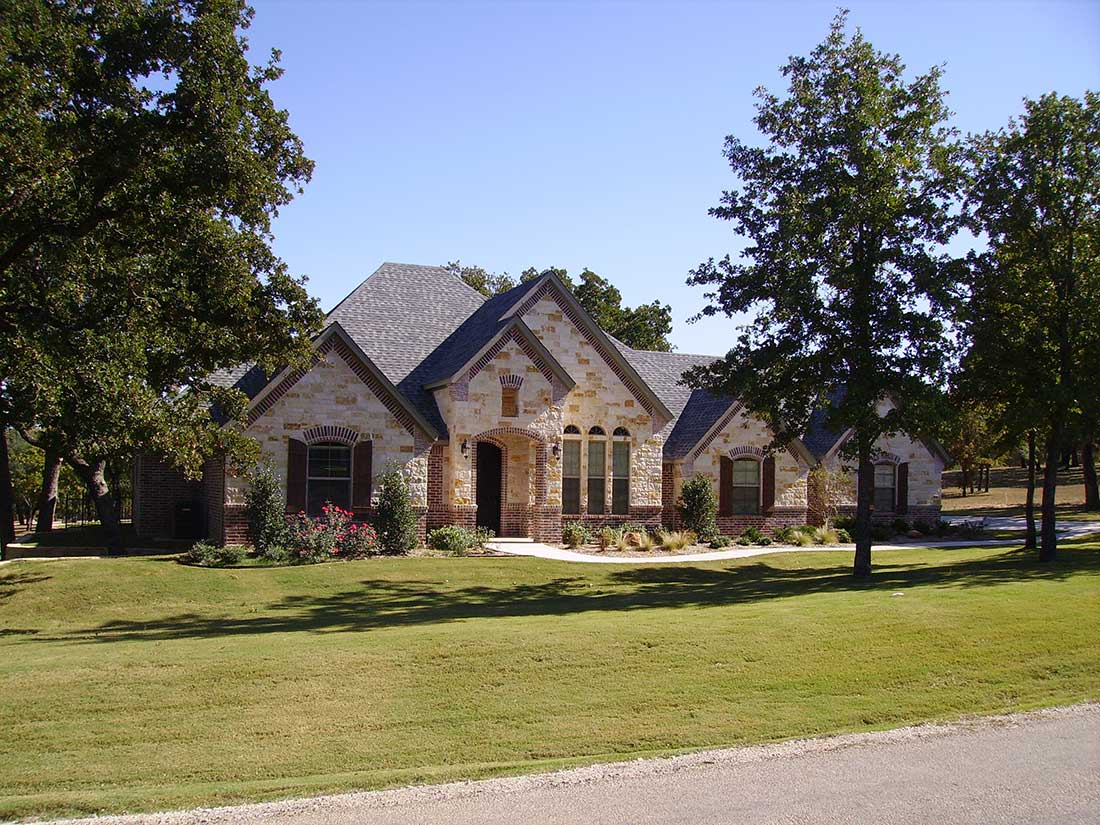 Don Holmes Custom Homes: Home Exterior Photo Gallery