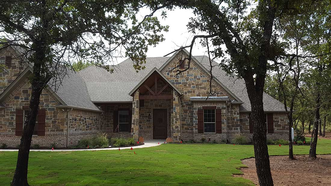 Granbury Texas Home Homemade Ftempo