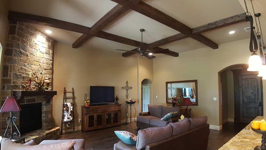 Don holmes custom homes home interior photo gallery - Custom house interiors ...
