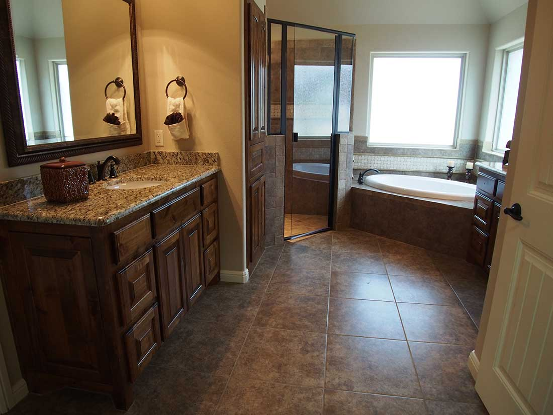 Custom Bathrooms From Don Holmes Custom Homes Custom Bathrooms From Don Holmes Custom Homes