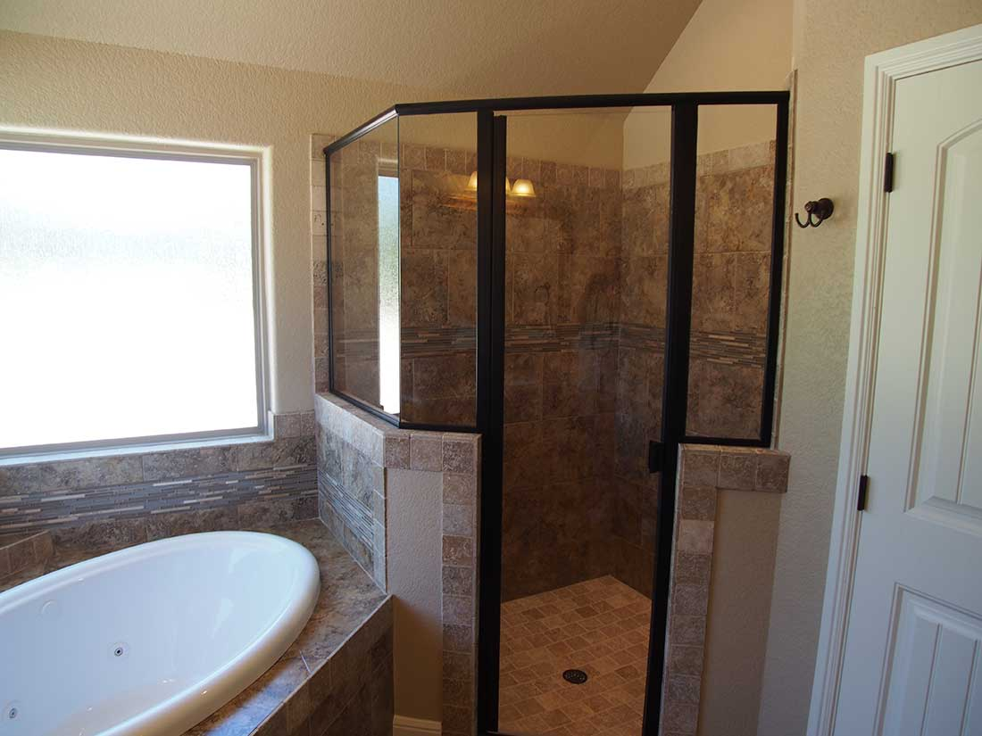Custom Bathrooms From Don Holmes Custom Homes