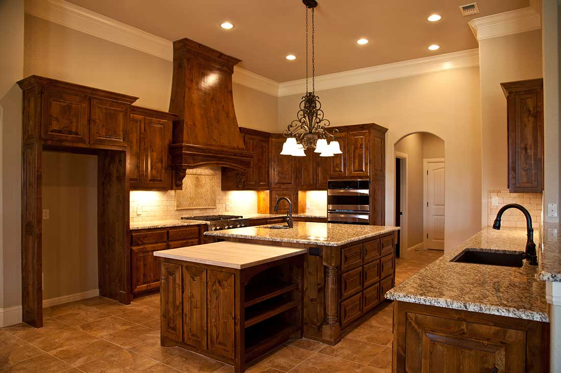Custom Kitchens From Don Holmes Custom Homes