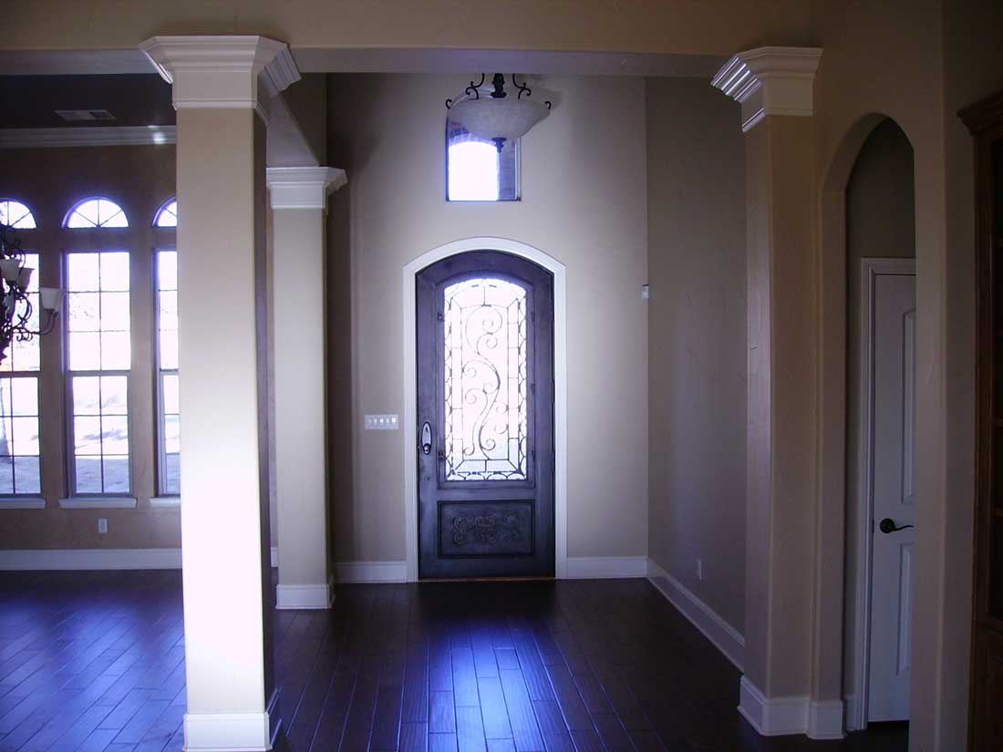 Interior Spaces From Don Holmes Custom Homes
